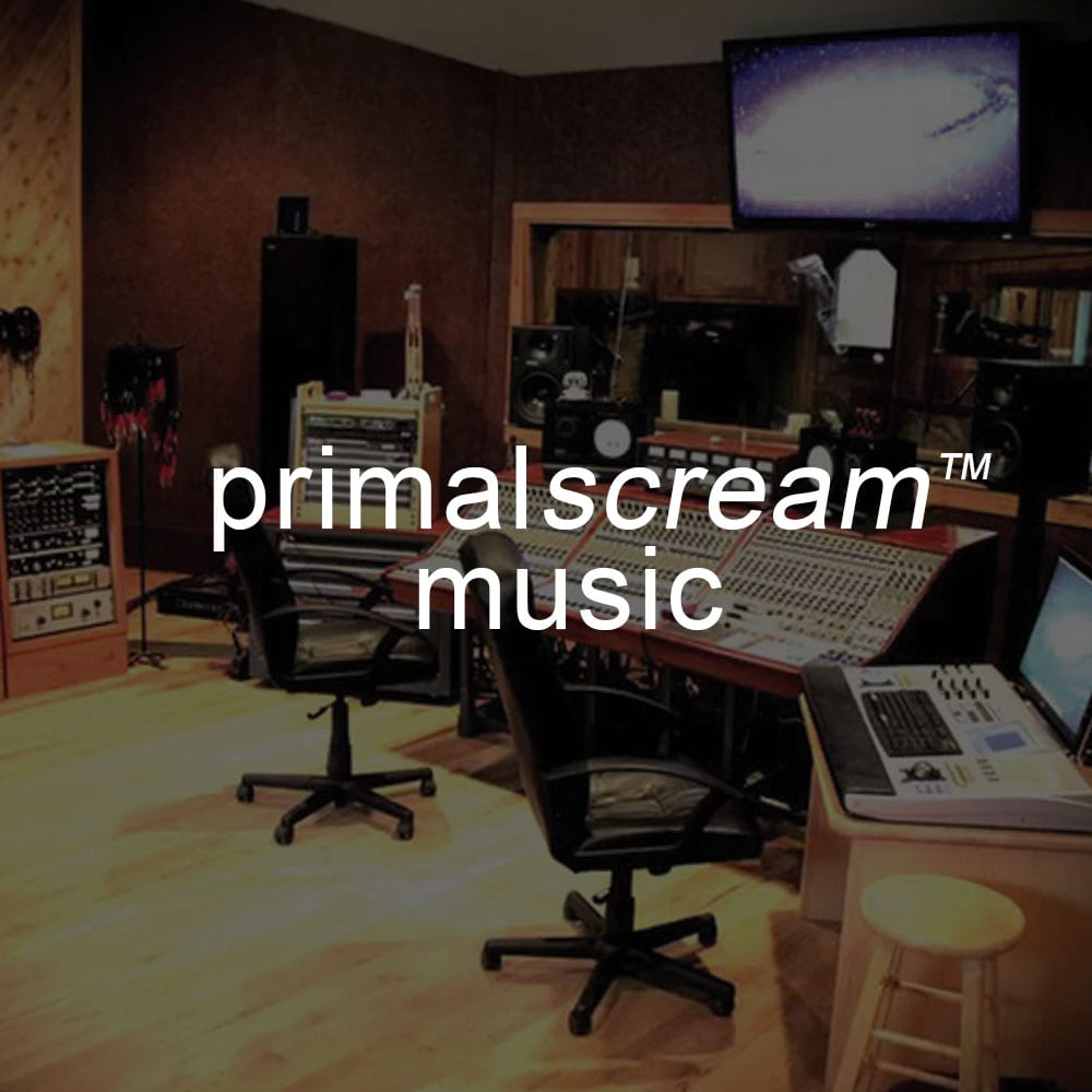 PrimalScream Music