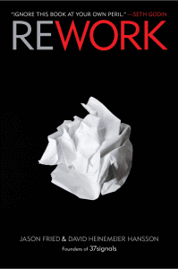 Rework - Jason Fried