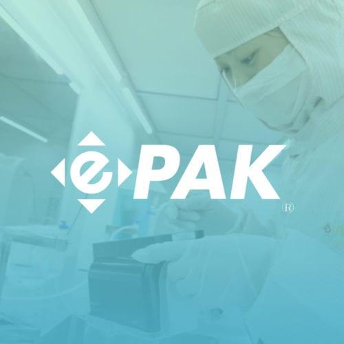 ePAK WordPress Website