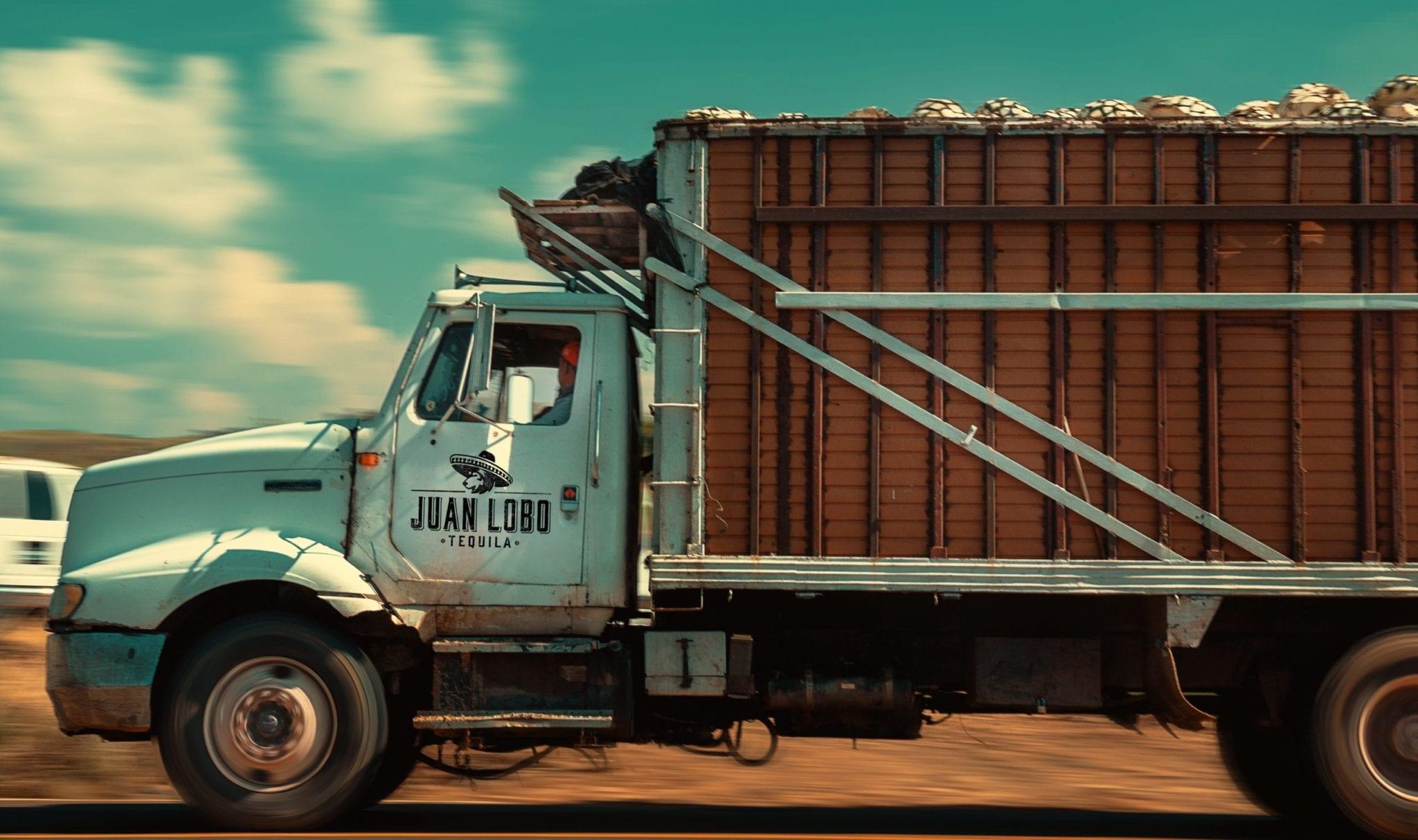 Juan Lobo Tequila Custom WordPress Website