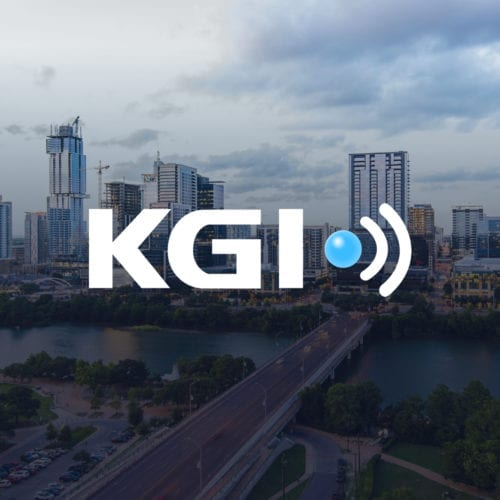 KGI Wireless Custom WordPress Website